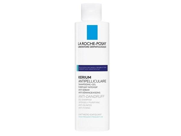La Roche Posay Kerium Shampoo Gel Anticaspa Graso 200ml
