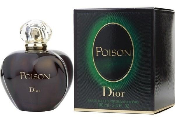Perfume Importado Dior Poison 100ml Mujer
