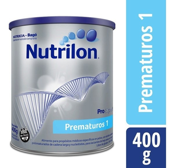 Nutrilon Prematuros 1 X 400 Gr #1
