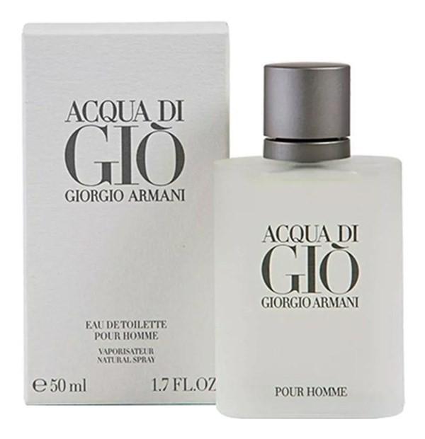 Perfume Hombre Giorgio Armani Acqua Di Gio Edt 50ml