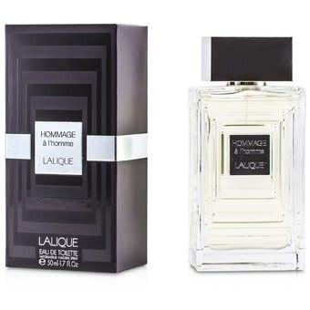 Perfume Hommage Á L´homme Edt 50ml Lalique
