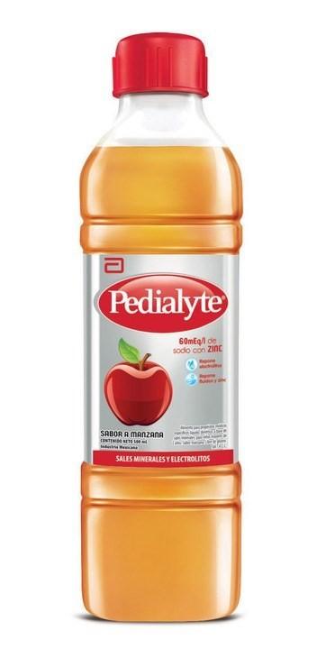 Pedialyte® Manzana 500 Ml