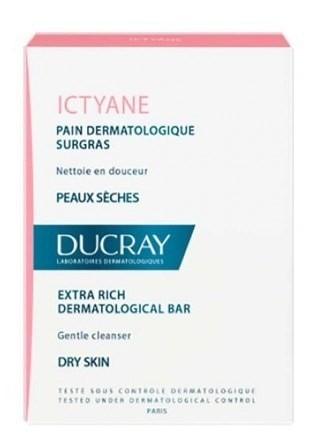 Ducray Nc Ictyane Barra Dermolimpiadora X 100 Gr
