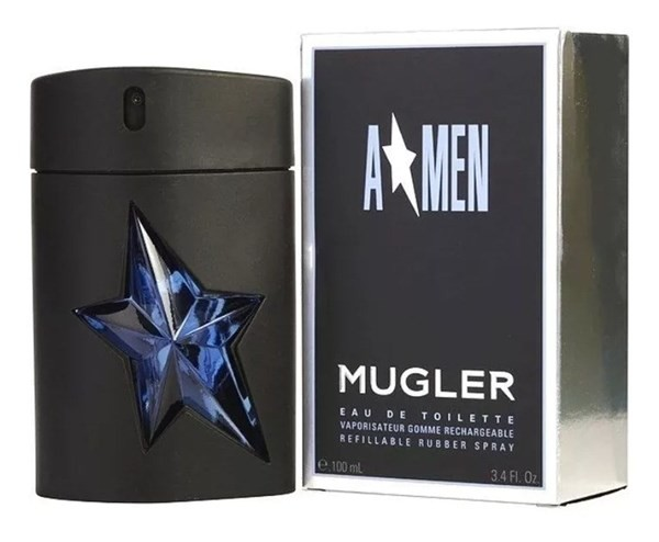 Perfume Hombre Thierry Mugler A Men Rubber Edt 100ml