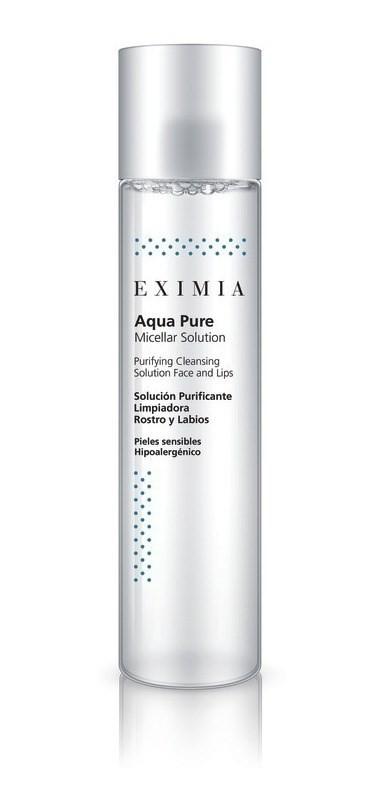 Agua Micelar Eximia Aqua Pure Desmaquillante X 200ml