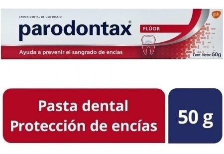 Parodontax Flúor Pasta Dental Que Ayuda A Prevenir Sangrado