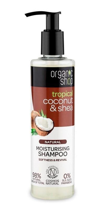 Organic Shop Shampoo Coco Karite X 280 Ml