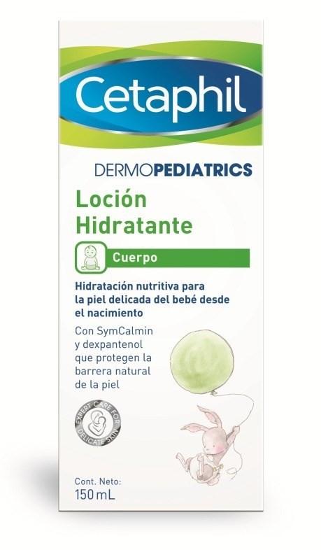 Cetaphil Dermopediatrics Locion Hidratante 150 Ml