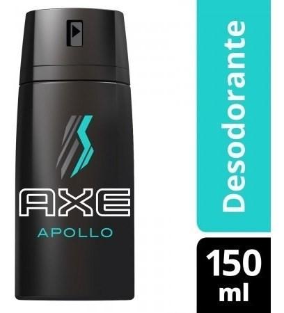 Desodorante Axe Apollo Aerosol 96g