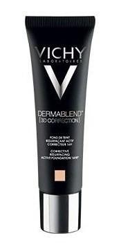 Vichy Base De Maquillaje Dermablend 3d Correction Bronze 30
