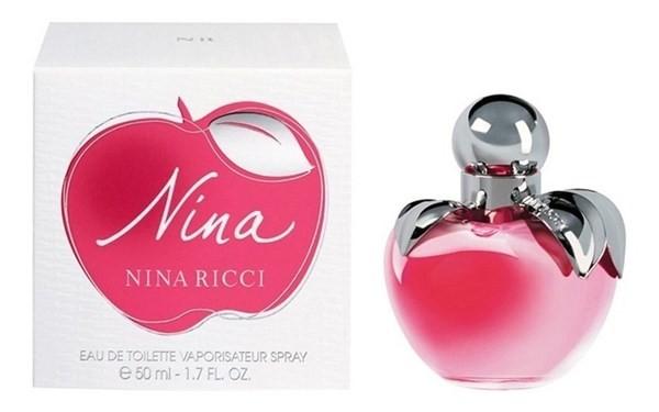 Perfume Importado Nina Ricci Nina 50ml