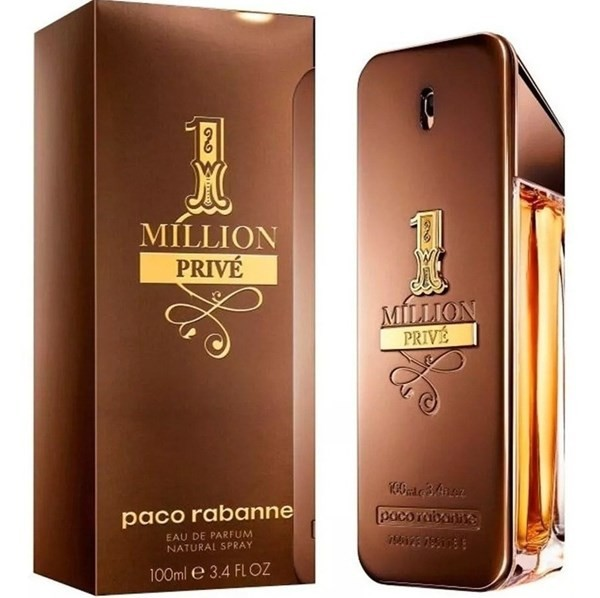 Perfume Hombre Paco Rabanne One Million Prive Edp 100ml