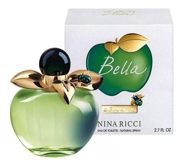 Perfume Importado Nina Ricci Bella 50ml