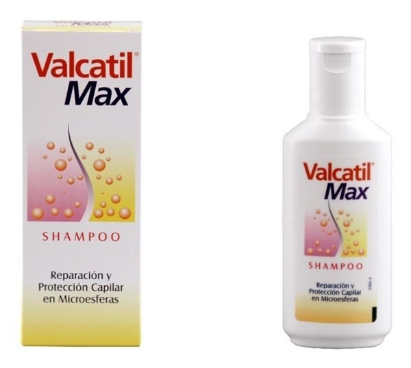 Valcatil Max Shampoo Para La Caída Del Cabello X 150ml