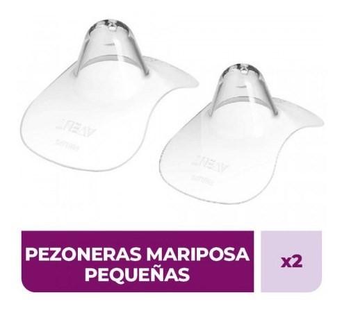 Pezoneras Pequeña Philips Avent Scf153/01