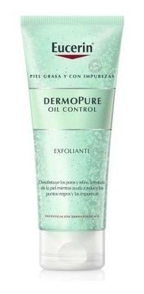 Eucerin Dermopure Oil Control Exfoliante X 100 Ml