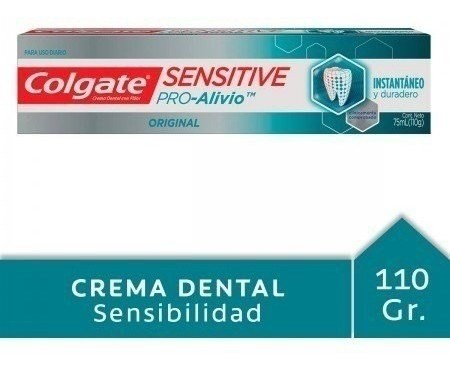 Crema Dental Colgate Sensitive Pro-alivio 110g #1