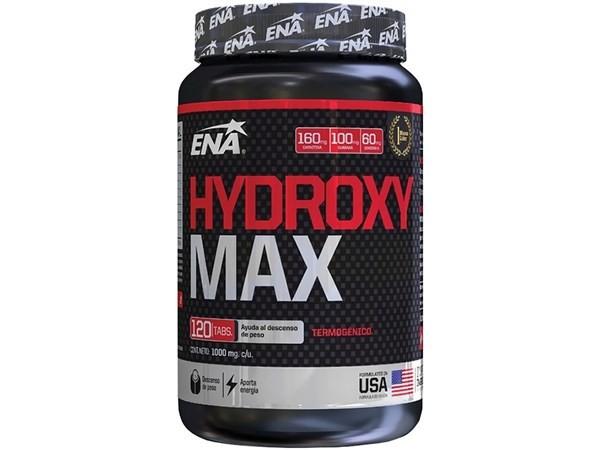 Hydroxy Max Ena (120 Tabs) Quemador