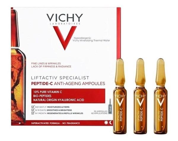 Vichy Liftactiv Specialist 30 Ampollas Peptide C 1,8 Ml