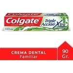 Crema Dental Colgate Triple Acción Extra Frescura 90g #1