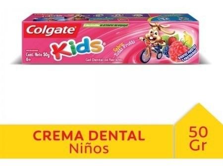 Crema Dental Colgate Kids Tutti-frutti 50g
