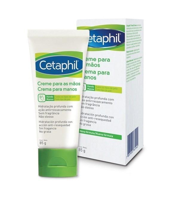 Cetaphil Crema Para Manos Hidratante 85g