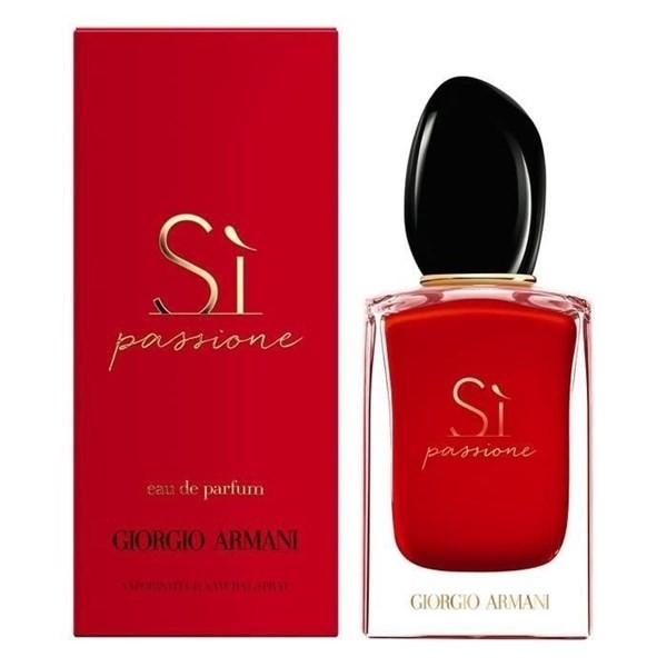 Perfume Mujer Si Passione Giorgio Armani Edp 50ml