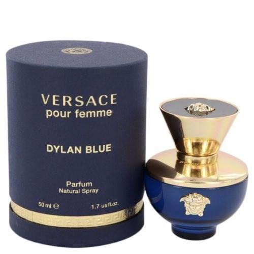Perfume Versace Dylan Blue Pour Femme Esp 50ml