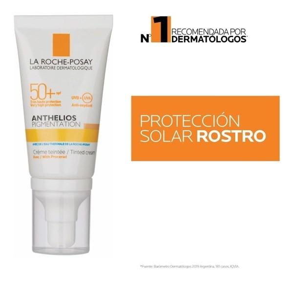 Anthelios Med Anti Pigmentación Fps 50+ La Roche-posay
