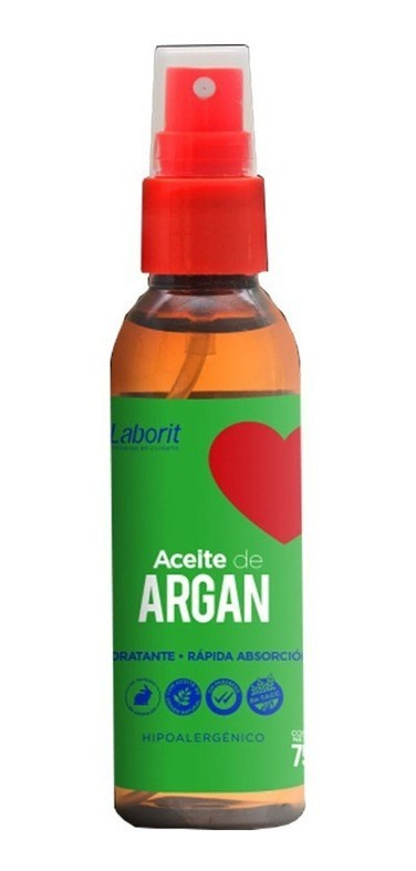 Laborit Aceite De Argan Spray Hidratante 75ml 2x1