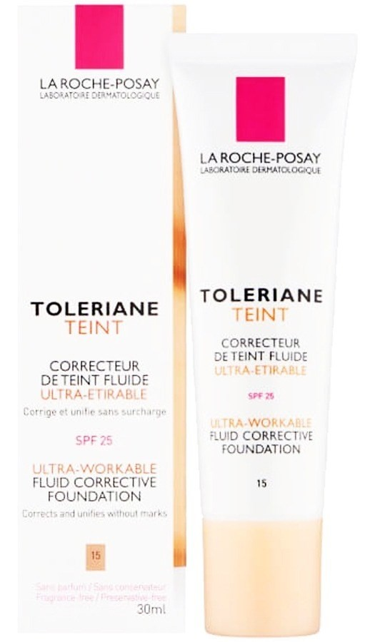 La Roche Posay Toleriane Teint Base Correctora Tono 15 30ml