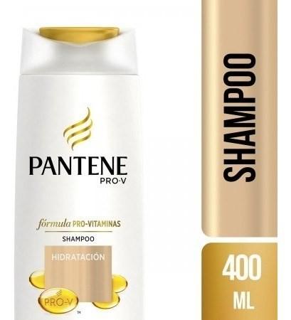 Shampoo Pantene Pro-v Hidratación X 400 Ml