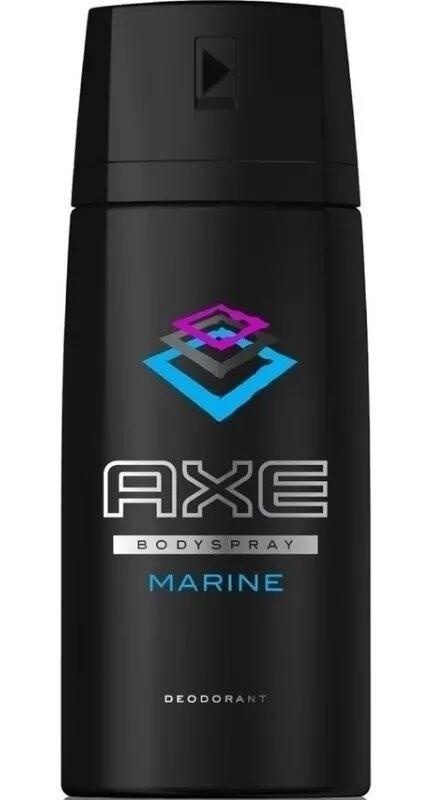Desodorante Axe Aerosol Marine 150 Ml