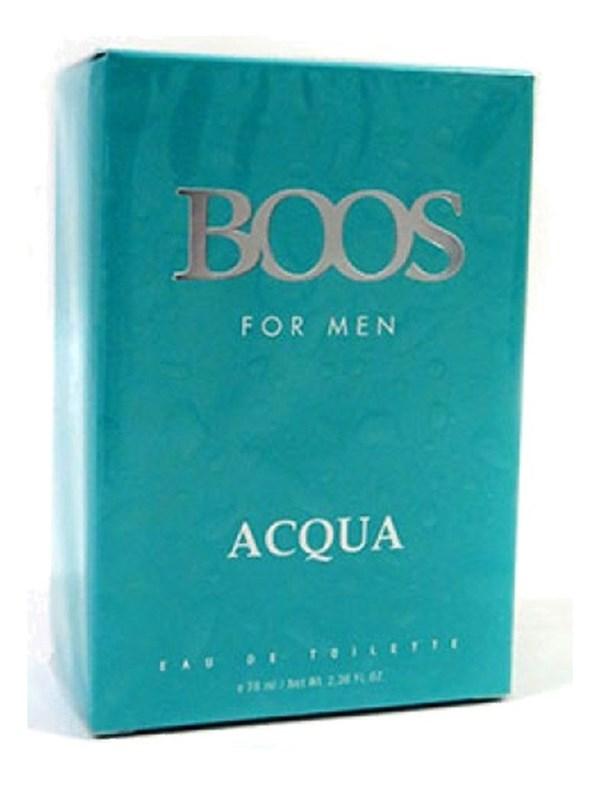 Perfume Hombre Boos Acqua Edt 100ml