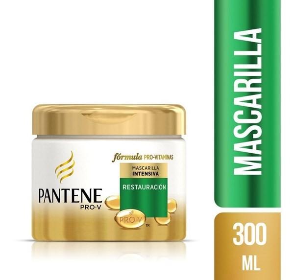 Mascarilla Intensiva Pantene Pro-v Restauración 300 Ml