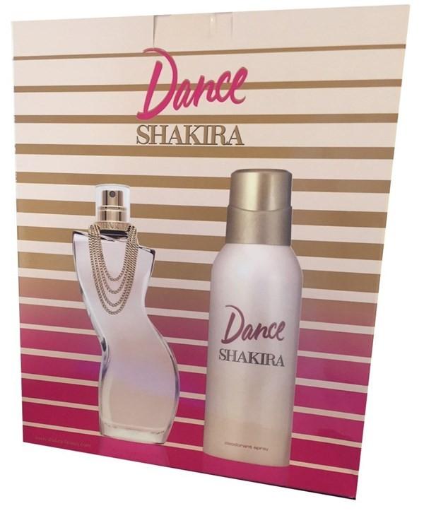 Perfume Dance Shakira Edt 80ml+desodorante 150ml