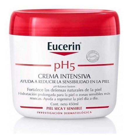 Eucerin Crema Ph5 Piel Seca-sensible X 450 Ml