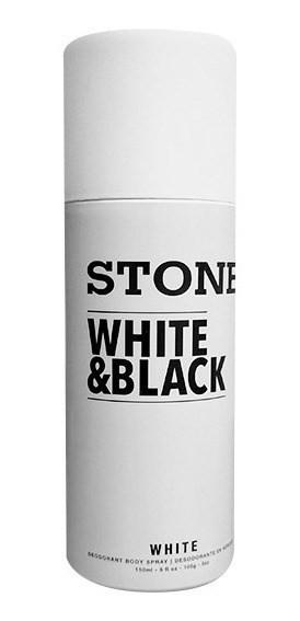 Desodorante Stone B&w Withe X 150ml #1