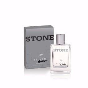 Perfume  Stone Silver Brick Hombre 100ml