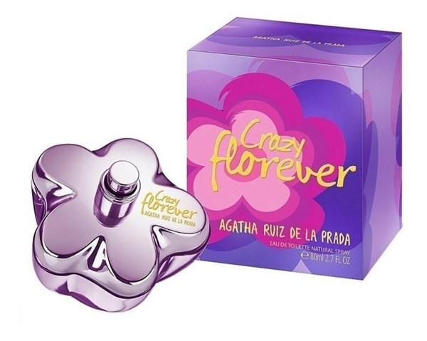 Perfume Crazy Forever 50 Ml Agatha Ruiz De La Prada