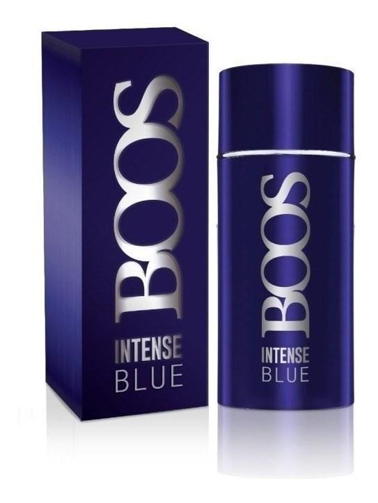 Perfume Boos Intense Blue Edp X 90ml