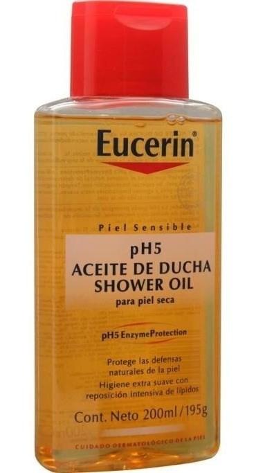 Eucerin Ph 5 Aceite De Ducha 200ml Piel Seca Y Sensible