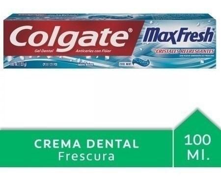 Crema Dental Colgate Max Fresh Complete Clean 100ml #1