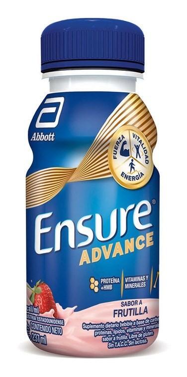 Ensure® Advance Frutilla 237 Ml