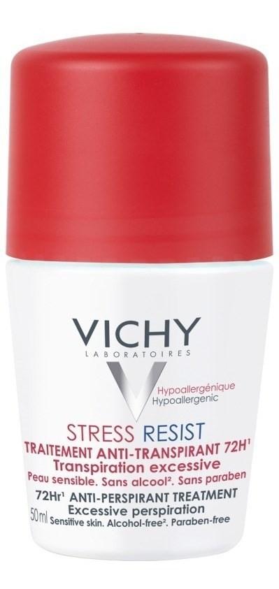 Vichy Deo Roll On Stress Resist 72h2 X 50 Ml