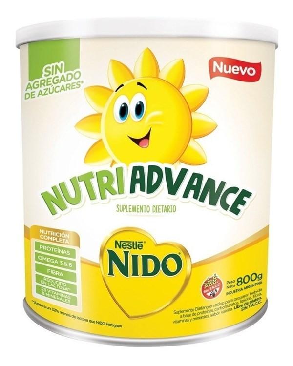 Fórmula Lactéa Infantil En Polvo Nutri Advance