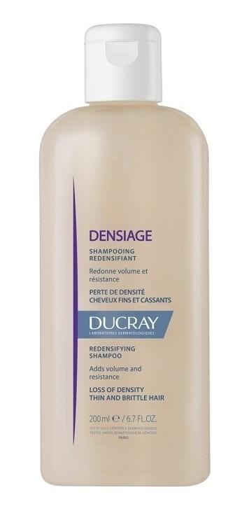 Shampoo Ducray Densiage Redensificante Antiedad Ligero 200ml