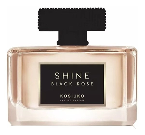 Perfume Kosiuko Shine  Black Rose  Edp X 100ml  alt