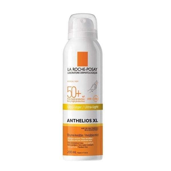 La Roche Posay Anthelios XL 50+ Ultra Light Bruma Invisible - 200 ml Spray