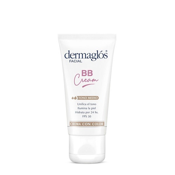 Dermaglos BB Cream Tono Medio FPS30 X 50 Gr alt